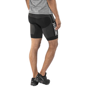 X-Bionic M's The Trick Running Pants Short Black/Anthracite